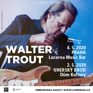 2020 Walter Trout 300