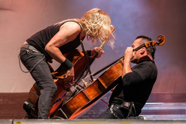 Apocalyptica na Masters of Rock 2016