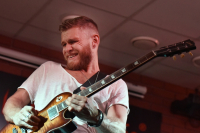 Foto: Ben Poole Band, Bounty Rock Cafe, Olomouc, 20. 9. 2018